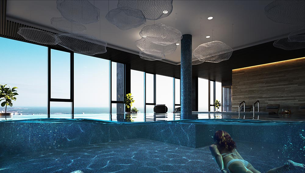 SOUTHBANK |  Palladium Tower | 251 City Road | | 51L | Residential